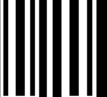 Barcode 1981 Sticker