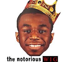 The Notorious Wiggins by slinky95