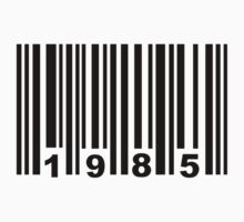 Barcode 1985 Kids Clothes
