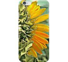 Nestled Sunflower iPhone Case/Skin