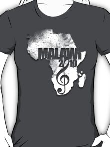 Malawi Grunge Tshirt T-Shirt