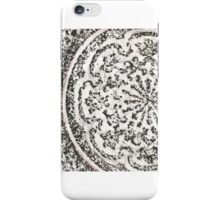 Floral Symetry iPhone Case/Skin