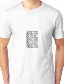 Floral Symetry Unisex T-Shirt