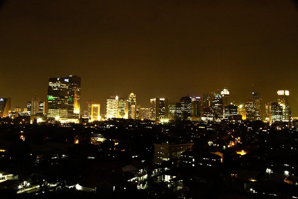 City Lights by Valerie Loho