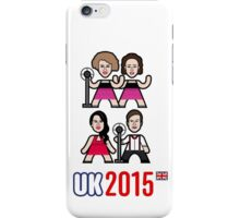 UK 2015 iPhone Case/Skin