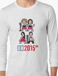 UK 2015 Long Sleeve T-Shirt