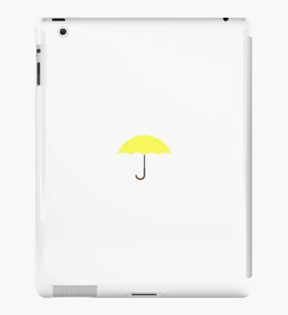 HIMYM umbrella  iPad Case/Skin