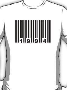 Barcode 1994 T-Shirt