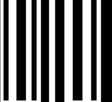 Barcode 1995 Sticker