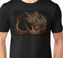 """""""Forest's Edge"""" - Fractal Art Unisex T-Shirt"""
