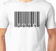 Barcode 2001 Unisex T-Shirt