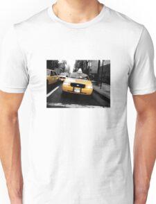 Yellow Cabs, New York Unisex T-Shirt