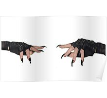 Sharon Needles Nails Poster