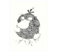 Psyduck Art Print