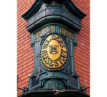 Craven Arms Pub Sign Photographic Print