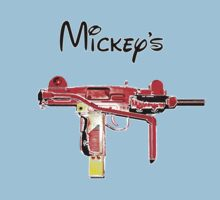 Mickey's Uzi by eritor