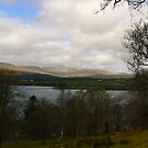 Donegal Lake by Finbarr Reilly