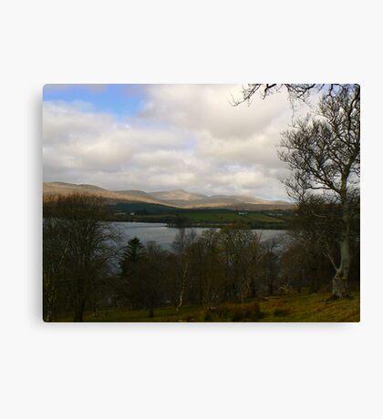 Donegal Lake Canvas Print