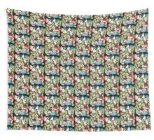 Sushi Bar: The point of Nori-turn Wall Tapestry