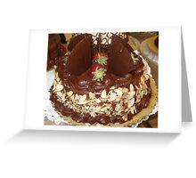 Janeymac's Cake Greeting Card