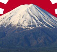 Land of the Rising Sun- Mt. Fuji Sticker