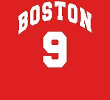 Jack Eichel - BU #9 - red jersey Unisex T-Shirt