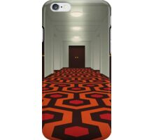 The Shining alternative movie poster iPhone Case/Skin