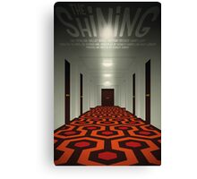 The Shining alternative movie poster Canvas Print