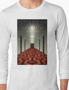The Shining alternative movie poster Long Sleeve T-Shirt