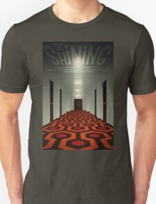 The Shining alternative movie poster Unisex T-Shirt