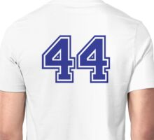 Number 44 Unisex T-Shirt