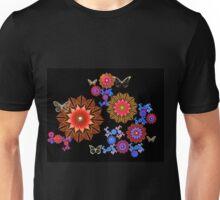 Fluttering Gold Unisex T-Shirt