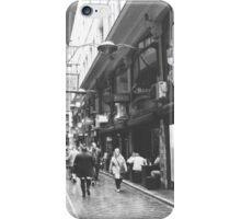 Degraves Street, Melbourne iPhone Case/Skin