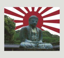 Land of the Rising Sun-Kamakura Buddha  by michaelwpg