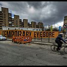 Tempary eyesore by daveyt