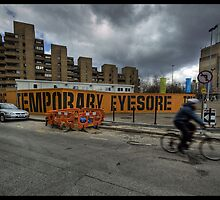 Tempary eyesore by daveyt