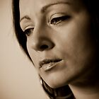 Portrait of the Photographers Wife by Bryn Jones
