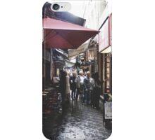 Melbourne Laneways iPhone Case/Skin