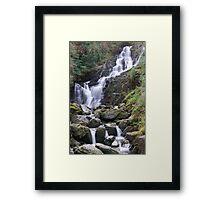 Torq Waterfall, Co Kerry, Ireland Framed Print