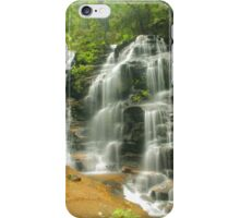 Sylvia Falls .. the lighter version iPhone Case/Skin