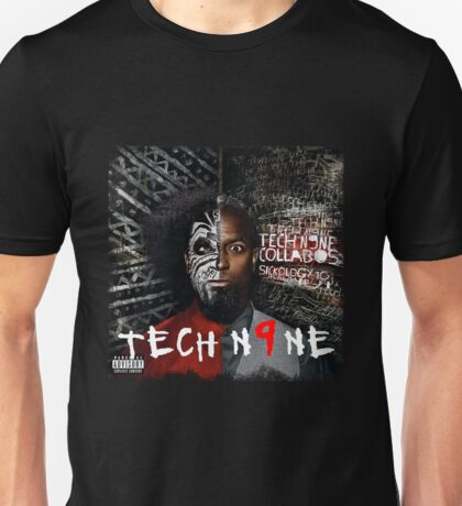 TECH COLLABOS SICKOLOGY N9NE Unisex T-Shirt