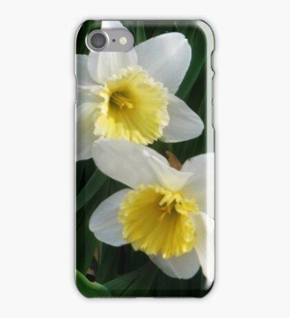 Daffodil Duet iPhone Case/Skin