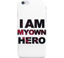 My Own Hero - Miles Morales iPhone Case/Skin