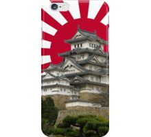 Land of the Rising Sun- Himeji Castle iPhone Case/Skin