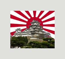 Land of the Rising Sun- Himeji Castle Unisex T-Shirt