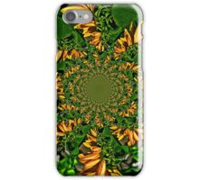 Trippy Sunflower iPhone Case/Skin
