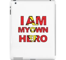 My Own Hero Spider Woman iPad Case/Skin