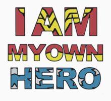 My Own Hero Wonder Woman by Sarah-AV-Taylor