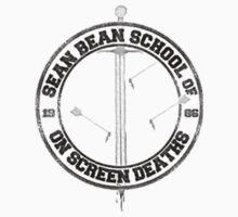 Sean Bean School of On Screen Deaths by Sarah-AV-Taylor