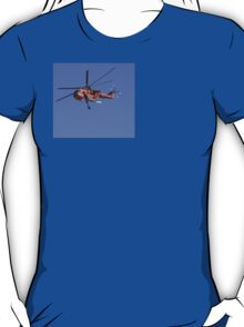 The Helicopter Kestrel T-Shirt